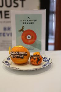 Most Creative: A Clockwork Orange